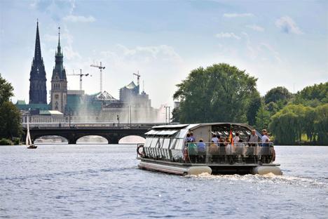 Hamburg Tourismus: Mehr digitale Angebote f�r ausl�ndische G�ste Bild