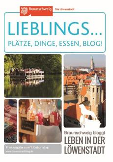 Braunschweig feiert L�wenstadtblog mit einem Printmagazin Bild