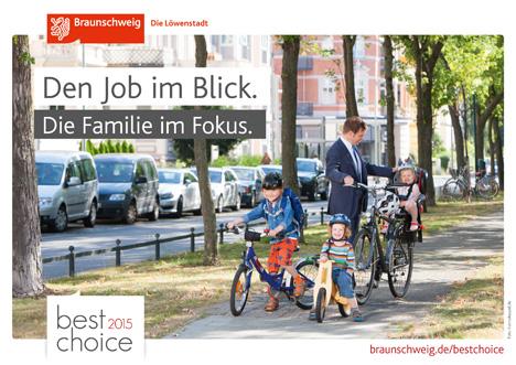 """Startschuss f�r Braunschweigs Standortkampagne """"best choice"""" Bild"""