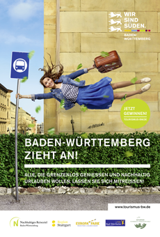 Baden-W�rttemberg startet Kampagne f�r nachhaltigen Tourismus  Bild