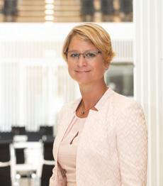 Birgit Hesse ist Präsidentin des Landtages Mecklenburg-Vorpommern; Foto: Silke Winkler