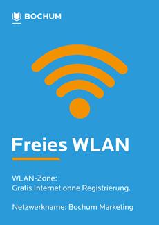 Bochum Marketing baut WLAN zur Kommunikations- und Marketingplattform aus Bild
