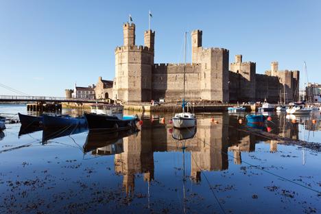 Global Communication Experts steuert PR f�r Visit Wales Bild