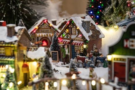 """Wo befindet sich Deutschlands schönste Weihnachtsstadt mit dem besten Partner-Netzwerk? Das möchte der Wettbewerb """"Best Christmas City"""" der Messe Christmasworld herausfinden; Foto: Messe Frankfurt Exhibtion GmbH"""