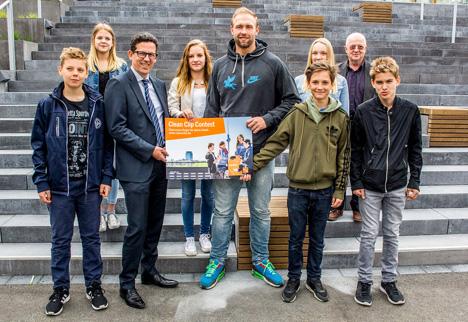 """Berliner Stadtreinigung startet """"Clean Clip Contest"""" Bild"""