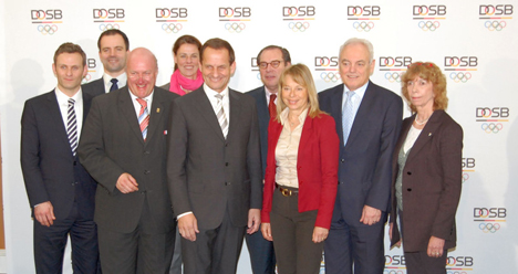 Olympia 2014: DOSB empfiehlt Hamburg als Bewerberstadt Bild