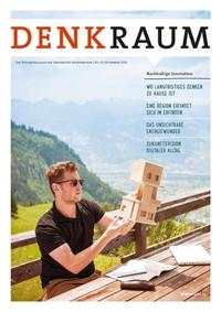 Universit�t Liechtenstein gibt ertsmal Wissensmagazin heraus Bild