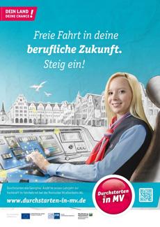 """Wirtschaftsministerium Mecklenburg-Vorpommern startet Facebook-Aktion zu """"Durchstarten in MV"""" Bild"""