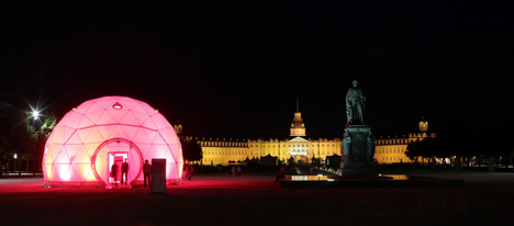 Karlsruhe fragt: Wie soll meine Stadt der Zukunft aussehen? Bild
