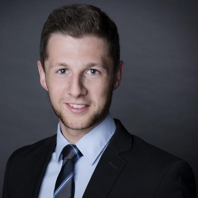 Manuel Eickhoff ist neuer IAKS-Chef in Deutschland; Foto: IAKS