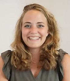 Hanna Eschenhagen bloggt ab sofort über Norderney; Foto: Screenshot YouTube / Norderney - meine Insel