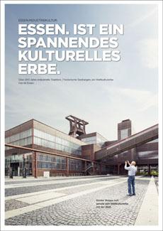 """Ruhrmetropole zeigt """"Essen ist Gl�ck"""" Bild"""