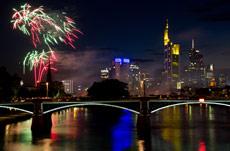 Roth & Lorenz gestaltet B�rgerfest zum Tag der Deutschen Einheit in Frankfurt Bild