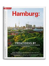 Hamburg Magazin erscheint auf Dänisch und Englisch Bild