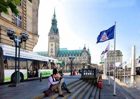 Am 23. Februar 2020 findet die Wahl zur 22. Bürgerschaft der Freien und Hansestadt Hamburg statt. Der Wahlkampf läuft derzeit auf Hochtouren; Quelle: www.medienserver.hamburg.de, Foto: Roberto Kai Hegeler