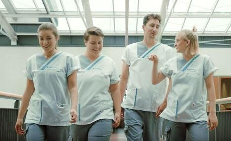 """Unter dem Titel """"Das ist Pflege!"""" berichten Pfleger auf authentische Weise aus ihrem Arbeitsalltag; Foto: Screenshot YouTube"""