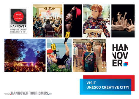 Hannover  ist die Unesco City of Music  Bild