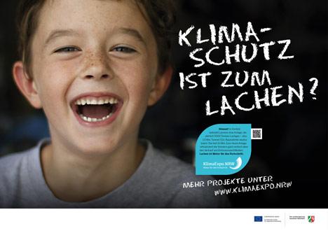NRW wirbt für seine klimafreundlichen Projekte  Bild