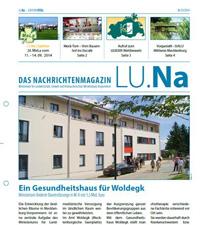 """MV: Ministerium für Landwirtschaft, Umwelt und Verbraucherschutz launcht Online-Magazin """"LU.Na"""" Bild"""