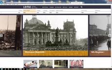 """Startschuss f�r das neue """"Lebendige Museum Online""""  Bild"""