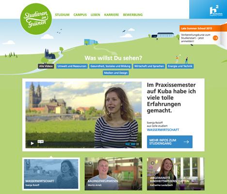 Hochschule Magdeburg-Stendal erneuert ihre Marketingkampagne  Bild