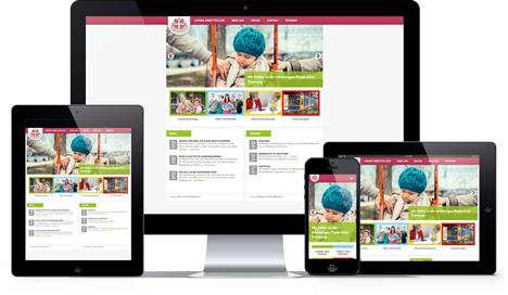 Sozialverein katholischer Frauen Wuppertal zeigt sich mit neuer Website Bild