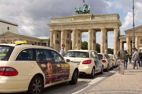 Sri Lanka wirbt via Taxi-Kampagne um Touristen  Bild