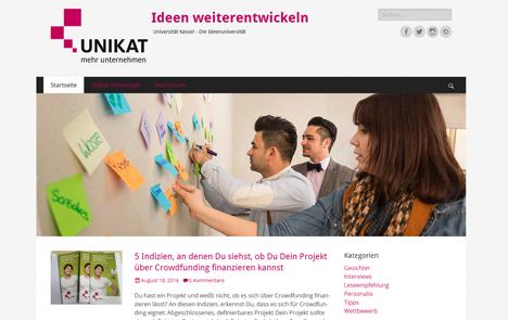 ideen blog unternehmen