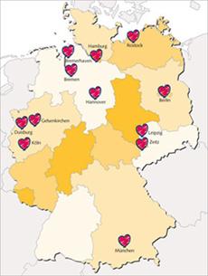 Deutschland beteiligt sich mit 60 M�rkten an europ�ische Wochenmarkt-Kampagne  Bild