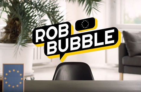 YouTuber RobBubble erklärt in vier Videos die Europwahl; Foto: Screenshot YouTube / RobBubble