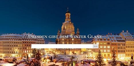 Dresden Weihnachten.Dresden Gestaltet Weihnachts Website Neu