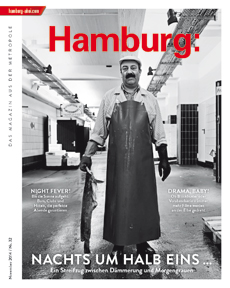 Hamburg Marketing gewinnt Best of Corporate Publishing Award in Gold  Bild