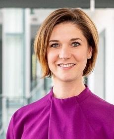 Lena-Sophie Müller; Foto: Initiative D21