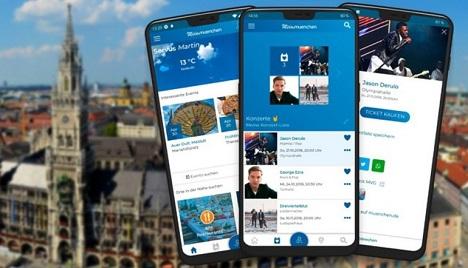 Mit der neuen Web-App mein.muenchen können Nutzer sich individualisierte Informationen über München anzeigen lassen; Foto: muenchen.de