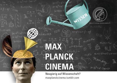 Max-Planck-Gesellschaf kommuniziert via Videoportal  Bild