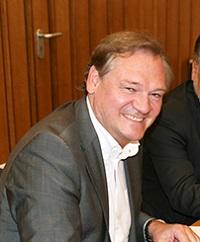 Mettmanns neuer Stabsstellenleiter für Stadtmarketing und Wirtschaftsförderung heißt Stephan Reichstein; Foto: Kreisstadt Mettmann