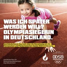 """Deutscher Olympischer Sportbund startet """"Sportdeutschland""""-Kampagne   Bild"""