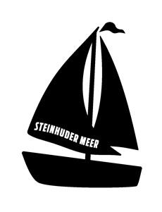 """Eine der zehn Hannover-GIFs zeigt ein Segelboot mit dem Schriftzug """"Steinhuder Meer""""; Foto: HMTG"""